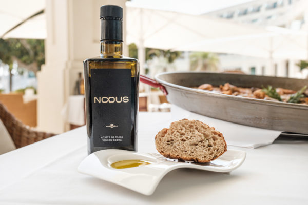 Aceite de oliva Nodus