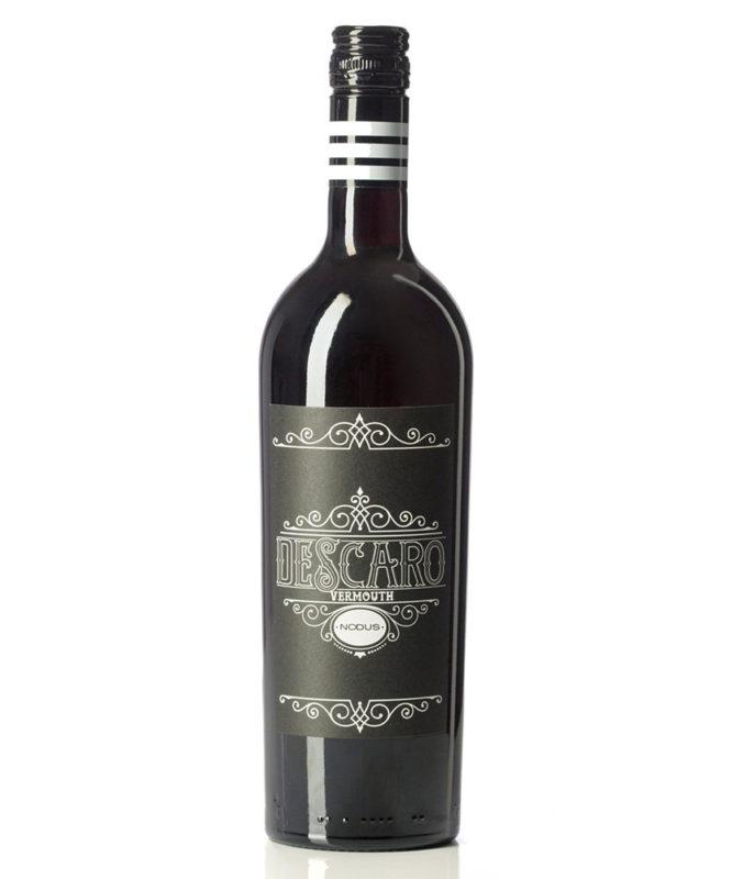 Vermouth Descaro Tinto